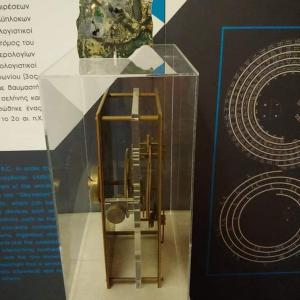 The Antikythera Calculating Mechanism - The first laptop in History!